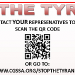 STOP THE TYRANNY – Calguns Shooting Sports Association